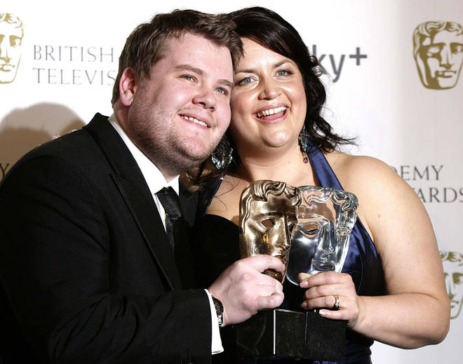 Co-creators Ruth and James have won numerous awards for the hit show