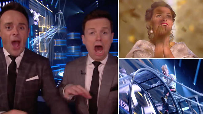 Who won last night's Britain's Got Talent The Champions?