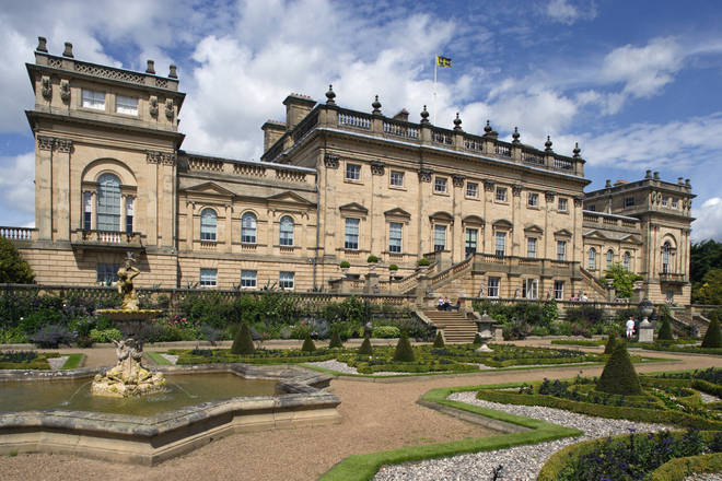 Harewood House in Yorkshire has also been used as a filming location for the new Downton Abbey movie