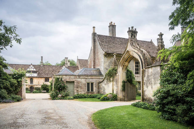 The picturesque village of Lacock in Wiltshire will also make an appearance in the film