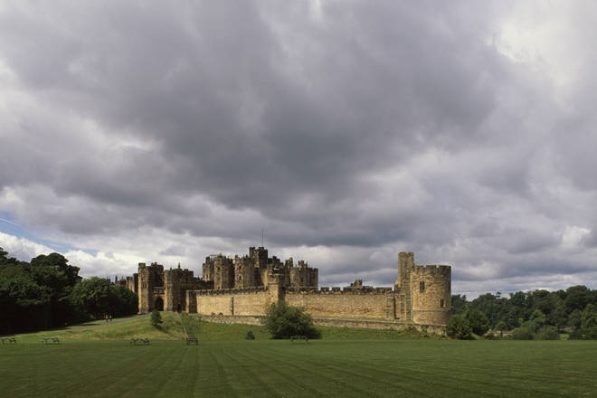 Alnwick Castle has also been used as a filming location for Downton Abbey