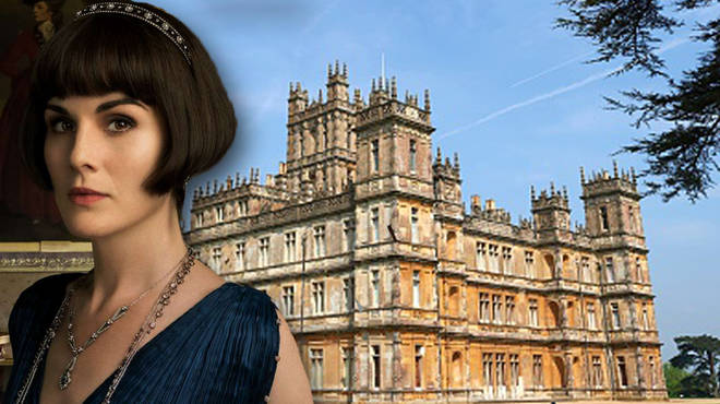 We reveal the Downton Abbey filming locations - including Highclere Castle