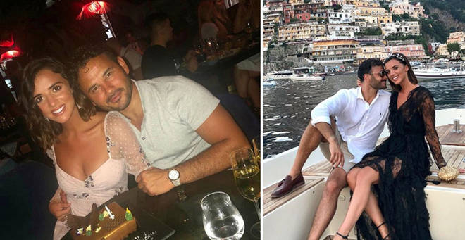 Lucy Mecklenburgh and Ryan Thomas won't live together after their married