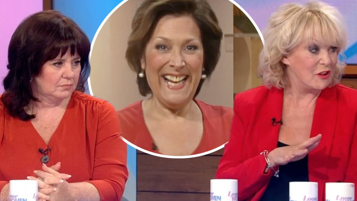 Lynda Bellingham: Loose Women Stars Pay Tribute