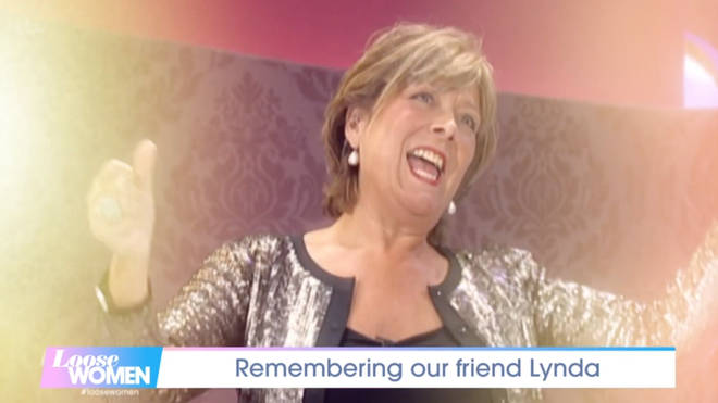 Lynda Bellingham died in 2014 from cancer