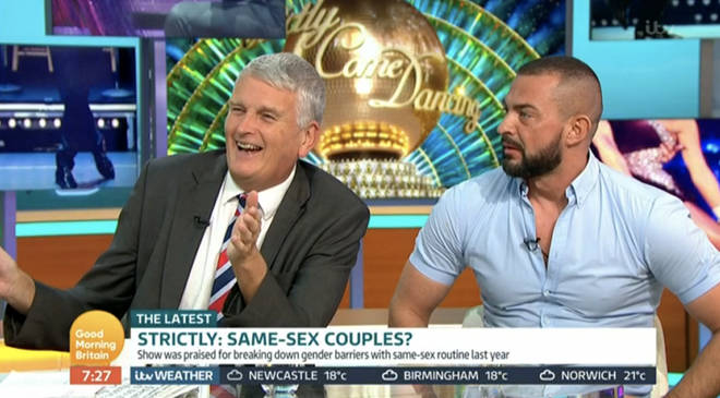 Robin Windsor was not happy with Jim's comments