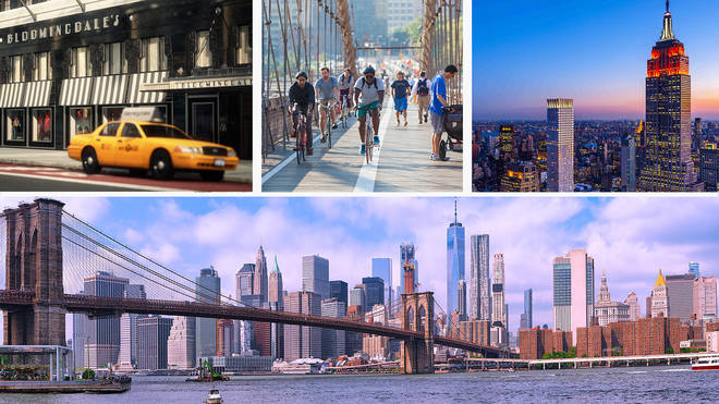 You could win a trip to New York City - and help Global's Make Some Noise at the same time