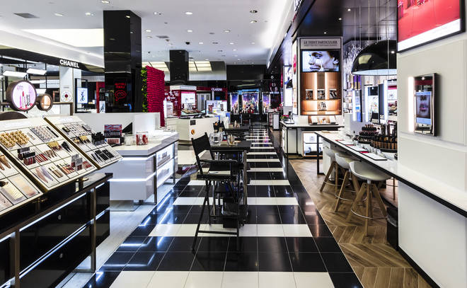 The prize includes $250 to spend at Bloomingdales