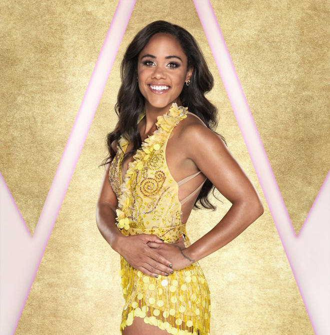 Alex Scott has already proven she can move on Sports Relief