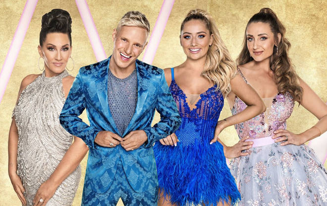 All of the official Strictly Come Dancing pictures have been revealed