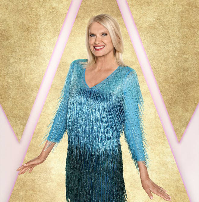 TV legend Anneka can't wait