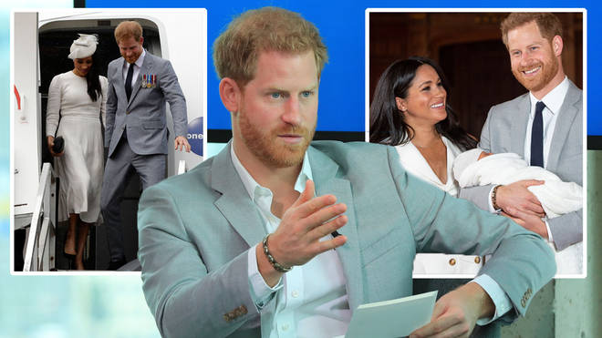 Prince Harry has finally addressed the backlash