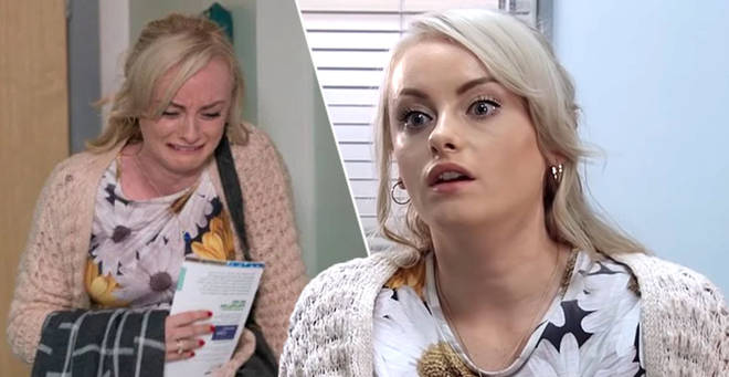 Sinead will find out some devastating news next week