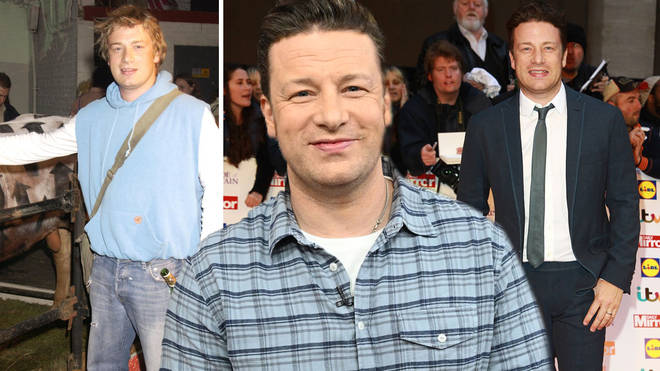 Jamie Oliver dropped two stone in only three months