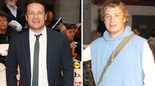 Jamie Oliver made some changes to his diet when he turned 40