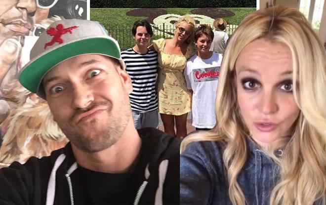 Kevin Federline has gotten the majority of custody from Britney