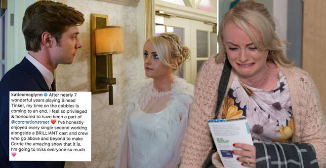 Katie McGlynn has penned an emotional message to her fans