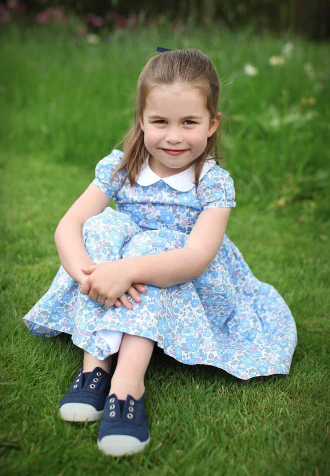 Princess Charlotte will start reception this week
