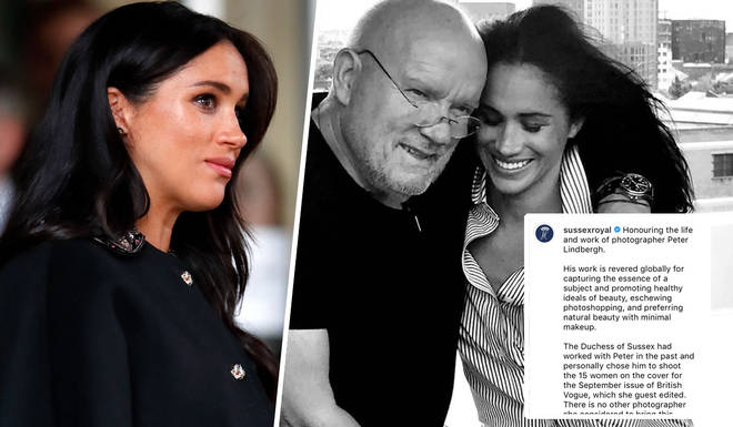 Meghan Markle shared a sweet tribute to her friend following his death