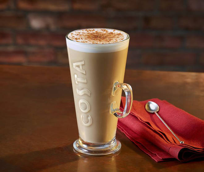 Costa have a similar drink on their autumn menu