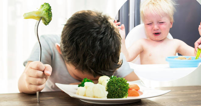 Handy tips for fussy eaters