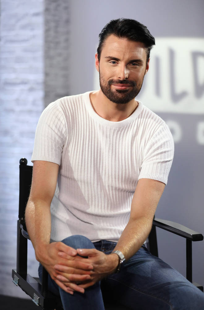 Rylan Clark-Neal will host the new Ready Steady Cook