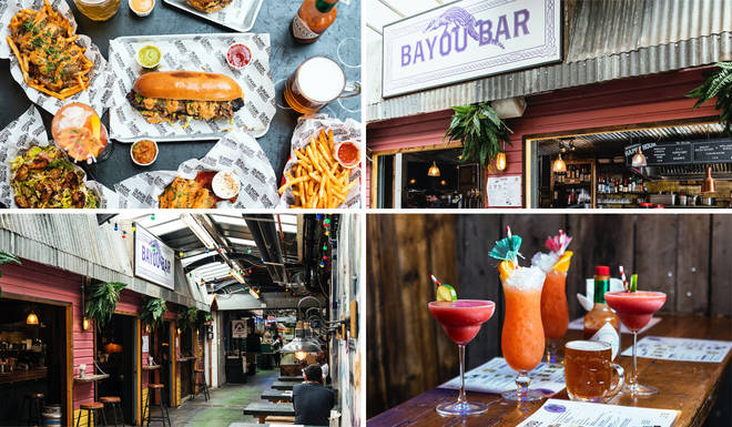 Tooting Broadway Market's Bayou Bar is a must-visit with New Orleans inspired food and thrilling cocktails