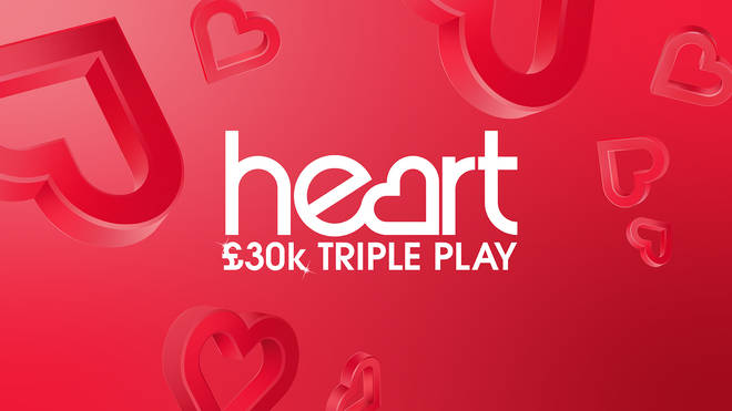 Heart's £30K Triple Play is back - here are the rules and FAQs