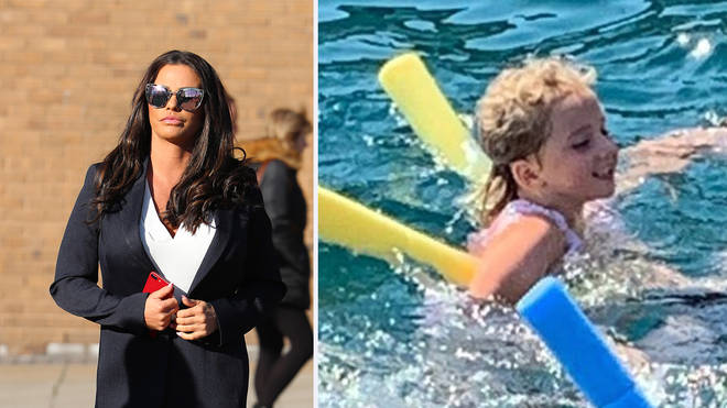 Katie Price's children reportedly missed the first day of school