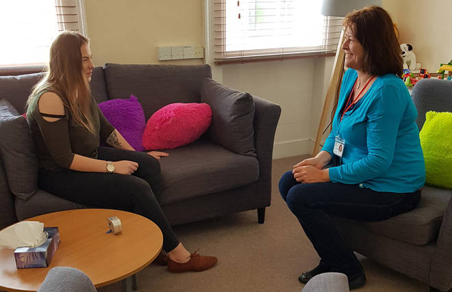 CASY help people aged 6-25 who are suffering a variety of mental health issues