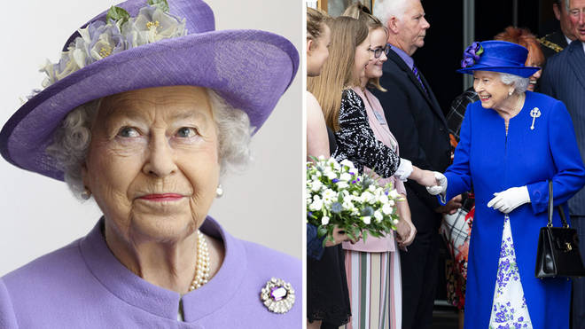 The Queen has a lot of people to meet as she hands out the honours