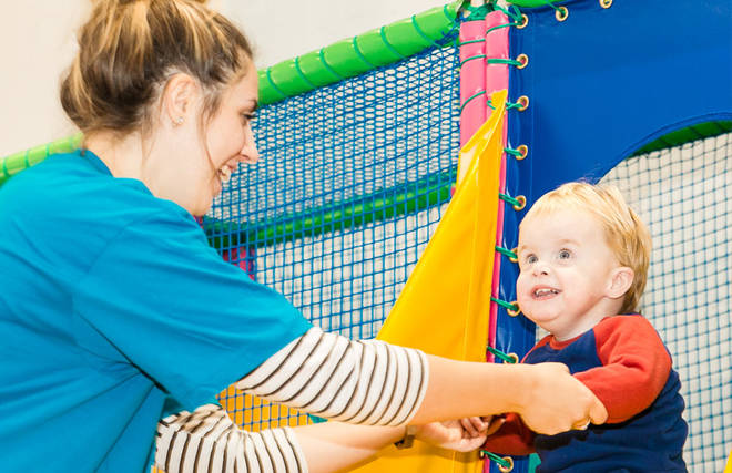 The Children's Respite Trust provides dedicated care for children with disabilities