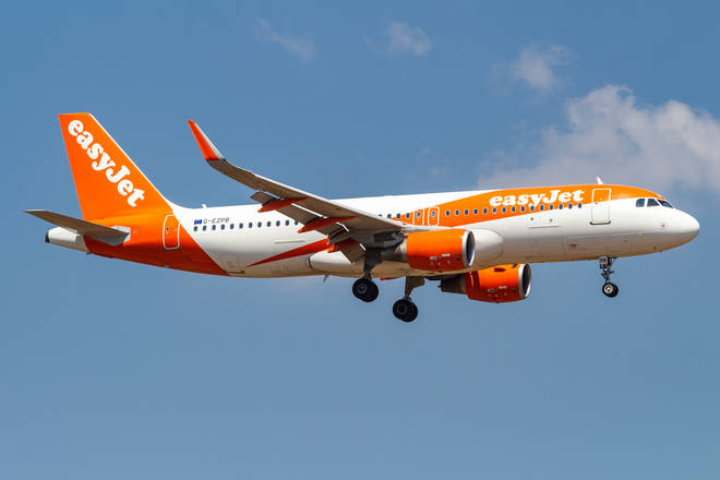 easyJet have confirmed 'safety is their highest priority' after the incident