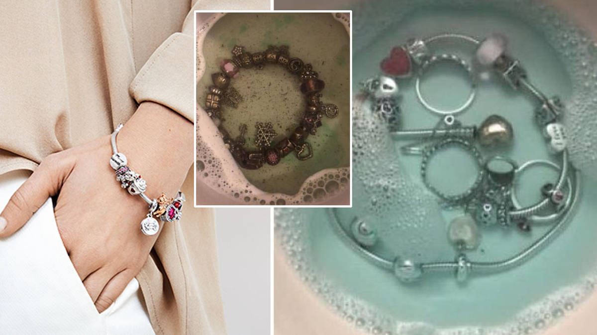 Women Disgusted As Grime Falls Off Pandora Charm Bracelets After Trying Out Simple Heart
