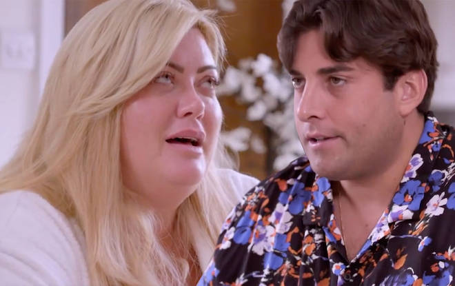 Gemma and Arg have had a bit of a tough sex life