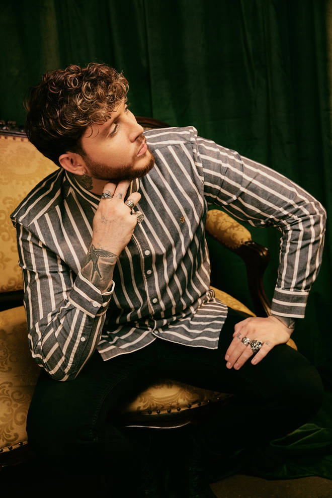 James Arthur is touring the UK in 2020