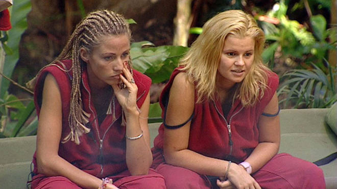Katie and Kerry met on I'm a Celeb in 2004 and quickly became friends
