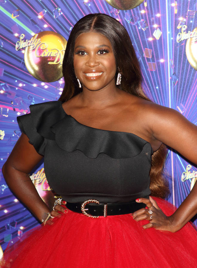 Motsi Mabuse is a very glamorous addition to the Strictly judging panel