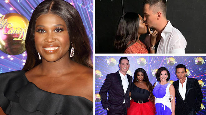 Motsi Mabuse is the new addition to the Strictly Come Dancing judging panel
