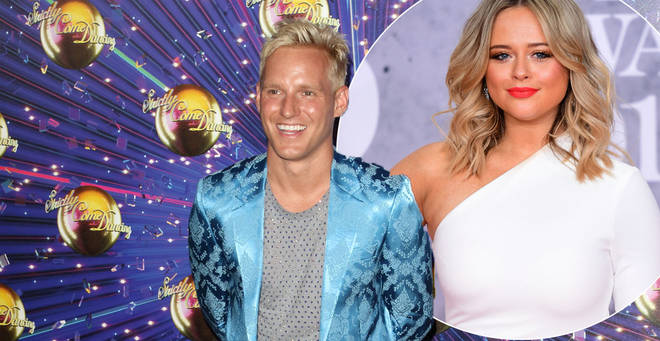 Will Emily Atack replace Jamie Laing on Strictly?
