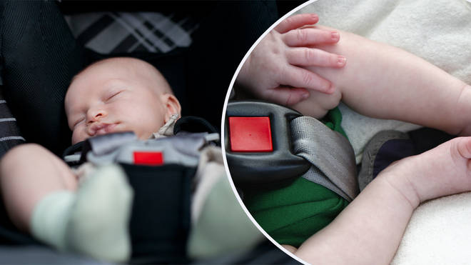 Expers have issued a warning about car seats (stock image)