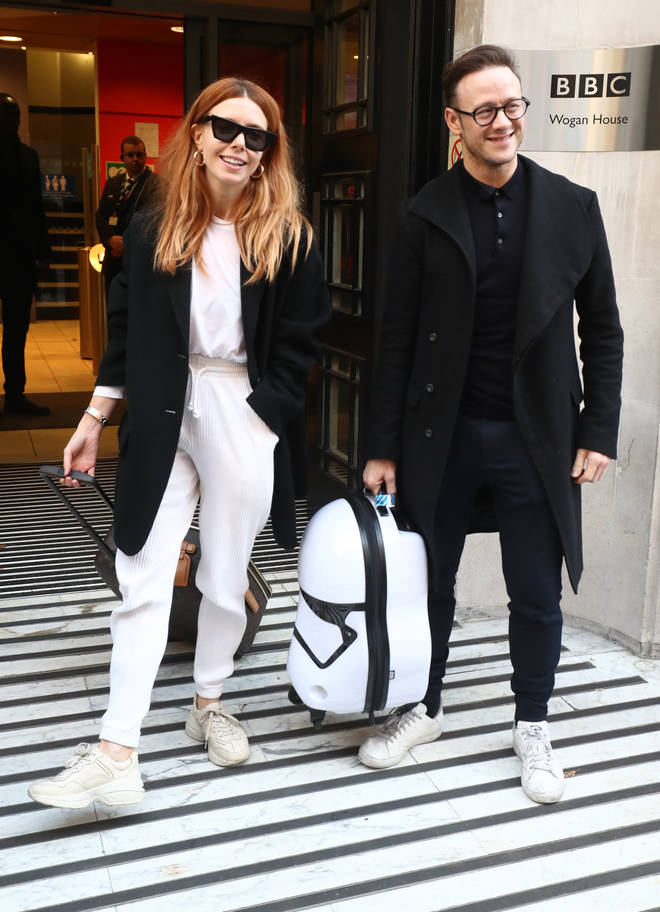 Stacey Dooley and Kevin Clifton are now in a relationship