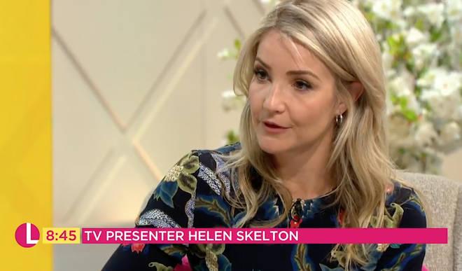 Helen Skelton had £70,000 stolen from her bank account