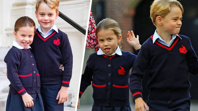 Princess Charlotte's school fees are less than Prince George's
