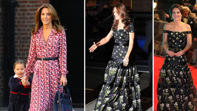 8 times Kate Middleton re-wore an outfit