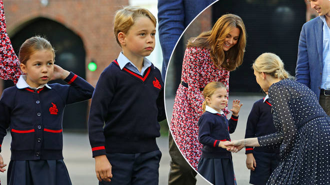 Prince George and Princess Charlotte's school fees revealed