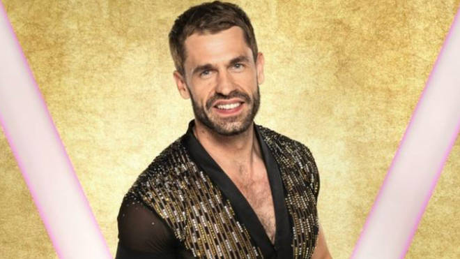 Kelvin Fletcher has replaced Jamie Laing on Strictly