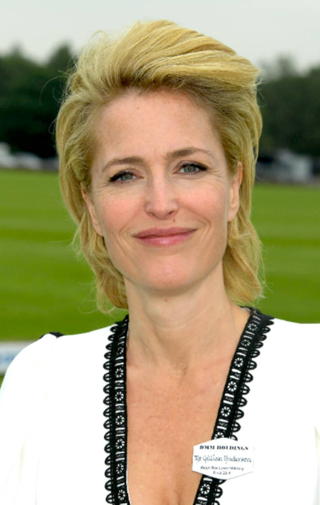 Gillian Anderson has been cast as Margaret Thatcher