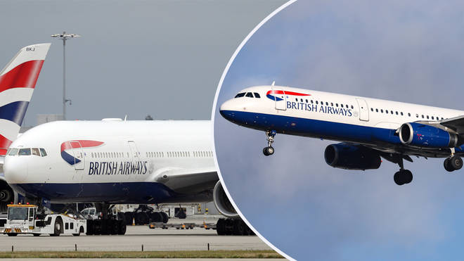 BA pilots are striking for the first time ever