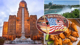 Buffalo is one of New York State's hidden gems
